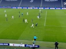 Morata marcó en el tiempo añadido. DUGOUT