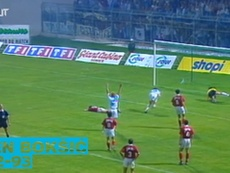 Marseille have scored some brilliant goals against Nimes over the years. DUGOUT