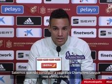Rodrigo fala sobre transferência do Valencia ao Leeds. DUGOUT