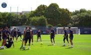 Mbappé se destaca também nos treinos. DUGOUT