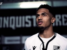 Marcus Edwards on his new contract at Vitória SC. DUGOUT