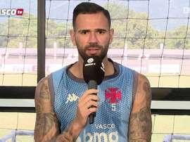 Leandro Castán fala sobre momentos difíceis no Vasco. DUGOUT
