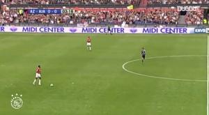 L'Ajax remporte la Coupe des Pays-Bas en 2006-07. DUGOUT