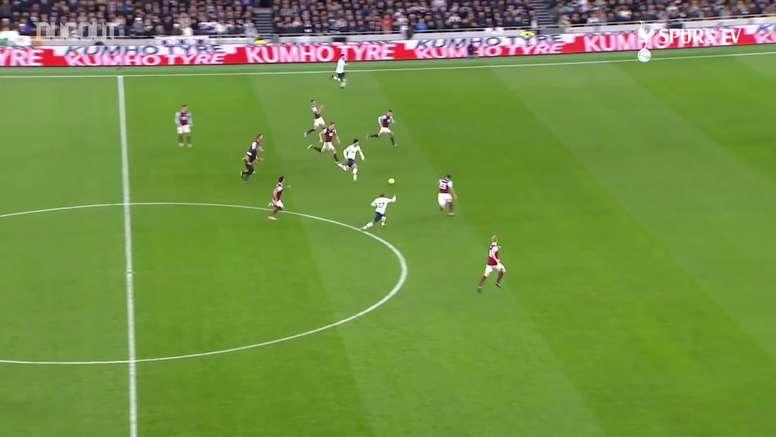 Golaço de Son pelo Tottenham sobre o Burnley é indicado ao Puskás de 2020. DUGOUT