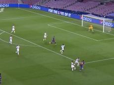 Messi dejó casi decidido el pase a cuartos con un golazo. Dugout