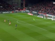 Angel Di Maria scored some great goals in 2019-20. DUGOUT