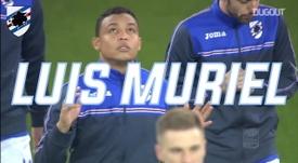 Muriel's Sampdoria goals. DUGOUT