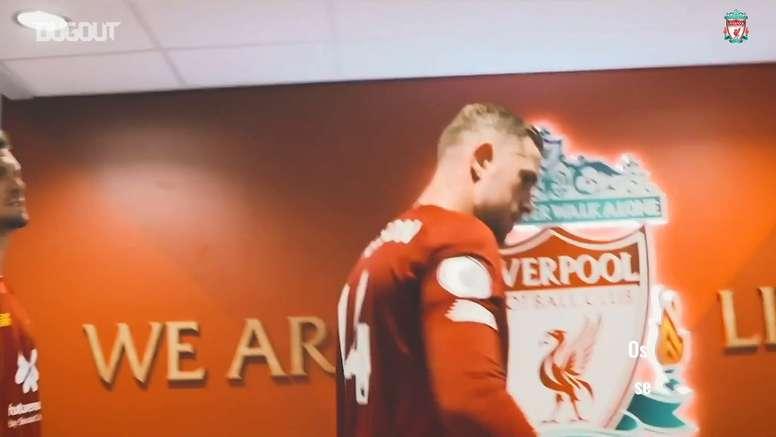 O inesquecível ano de 2020 do Liverpool. DUGOUT