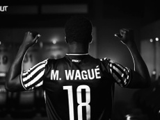 Wagué has signed for PAOK. DUGOUT