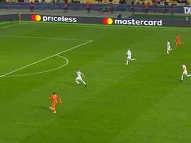 Résumé Dynamo Kiev 0-2 Juventus. Dugout