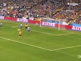 Le sacre de l'Espanyol en Copa del Rey en 2006. DUGOUT