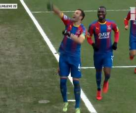 Crystal Palace's best goals against Fulham. DUGOUT