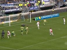 Vertonghen scored for Ajax. DUGOUT