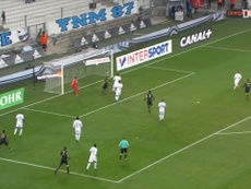 Lemar scored a great goal in the 1-4 win at Marseille in 2017. DUGOUT