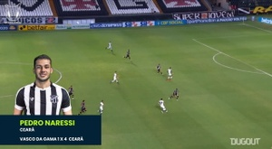 There were some cracking goals in the Brasileirao on matchday 23. DUGOUT