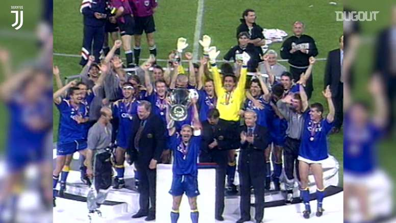 Juventus won the Champions League in 1996. DUGOUT