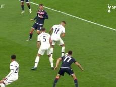 Les meilleurs buts des Spurs au Tottenham Hotspur Stadium. DUGOUT