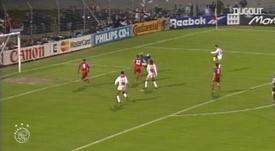 El Ajax dio buena cuenta del Bayern en su camino hacia el título en la temporada 1994-95. DUGOUT