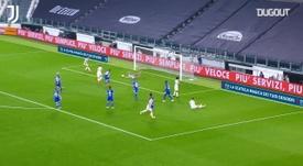 The best of Kulusevski at Juventus so far. DUGOUT