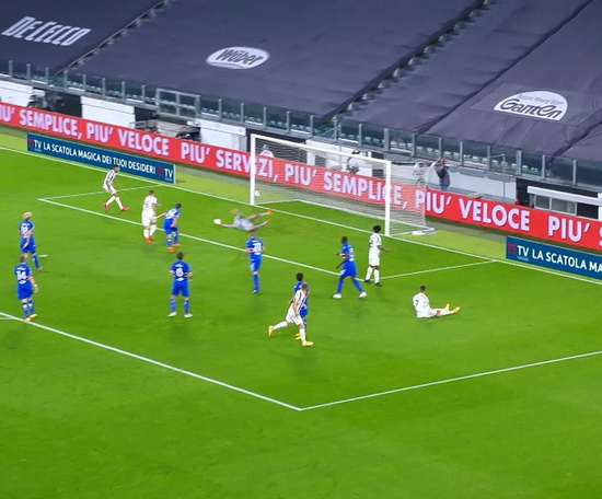 The best of Kulusevski at Juventus so far. DUGOUT