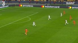 A Juventus derrotou o Dínamo de Kiev com gols de Morata. DUGOUT