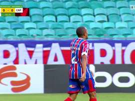 Bahia got a vital 1-0 win over Athletico PR. DUGOUT