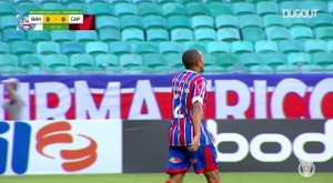Bahia got a vital 1-0 win over Athletico PR. DUGOUT