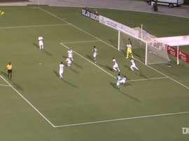 VIDEO: Vladimir Hernández stunning overhead kick vs Kenitra. DUGOUT
