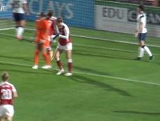 Arsenal Women defeat Spurs in dramatic penalty shootout. DUGOUT