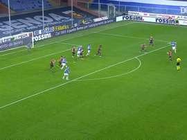 Il gol di Jankto nel derby di Genova. DUGOUT