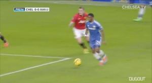 Samuel Eto'o's vintage hat-trick vs Manchester United. DUGOUT