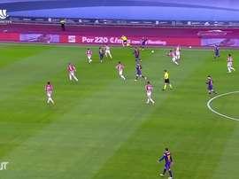 Athletic bate o Barça e fatura a Supercopa da Espanha. DUGOUT