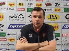 Daniel Paulista analisa derrota do Sport para o Vasco. DUGOUT