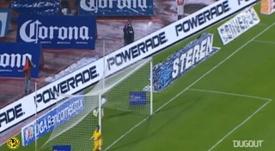VÍDEO: recordamos el gol de Luis Ángel Mendoza ante Pumas. DUGOUT
