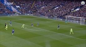 Aguero has scored some excellent goals at Chelsea. DUGOUT