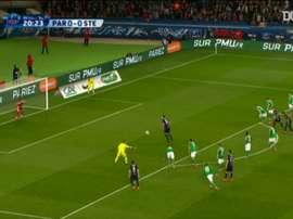 VIDÉO : le triplé de Zlatan pour célébrer ses 100 buts au PSG. Dugout