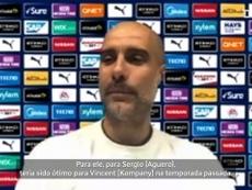 Guardiola fala sobre o futuro do Manchester City na Champions. DUGOUT