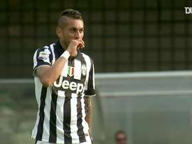 Il goal di Pereyra contro il Verona. Dugout