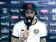 Castán falou sobre Talles Magno que marcou gol e foi expulso contra o Fluminense. DUGOUT