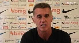 Mancini comentou a derrota do Corinthians. DUGOUT