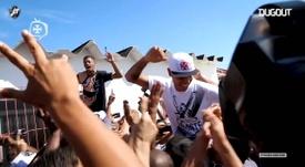 VIDEO: il migliori momenti di Luís Fabiano al Vasco. DUGOUT