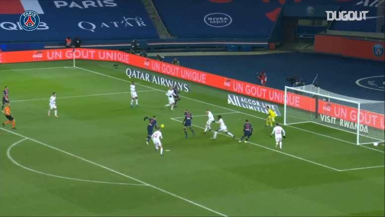Icardi selló el triunfo del PSG. DUGOUT