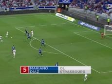 5 golaços de Mariano Diaz pelo Lyon. DUGOUT