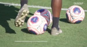 VIDEO: Santos return to training. DUGOUT