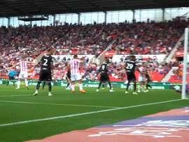 Clucas' top 5 Stoke goals. DUGOUT