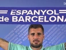 Fran Mérida, reforço do Espanyol para a temporada 2020-21.