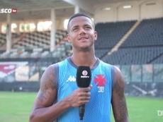 Ygor e Marcos Jr falam de parceria com a camisa do Vasco. DUGOUT