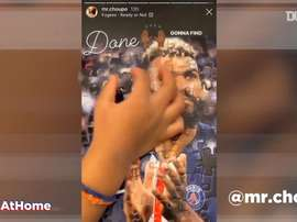 VIDEO: PSG stories of the day Marquinhos and Kimpembe. DUGOUT