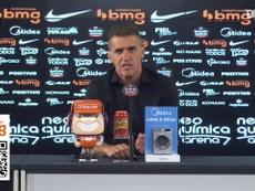 Mancini falou sobre a derrota do Corinthians. DUGOUT