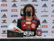 Willian Arão falou sobre a expectativa para a estreia no Campeonato Brasileiro 2020. DUGOUT